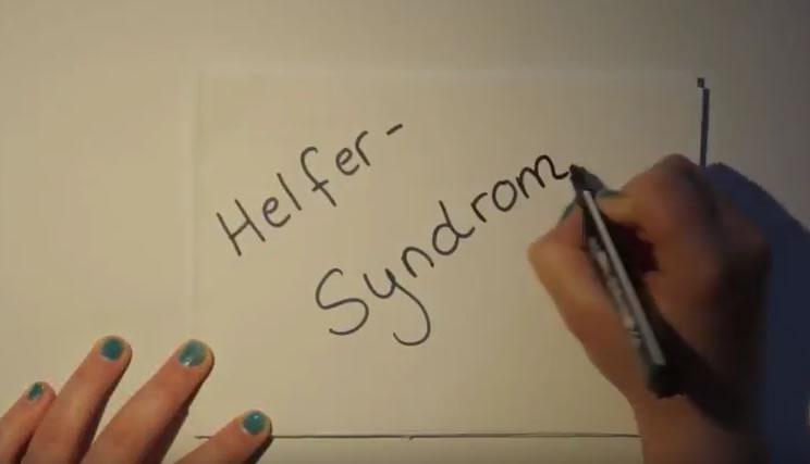 Funktionelle Entspannung - Helfersyndrom