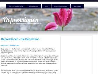 Notfallnummern bei Depressionen