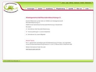 Arbeitsgemeinschaft Neurodermitisschulung e.V.