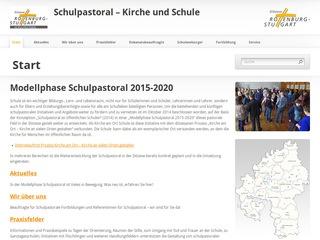Schulpastoral - Diözese Rottenburg-Stuttgart
